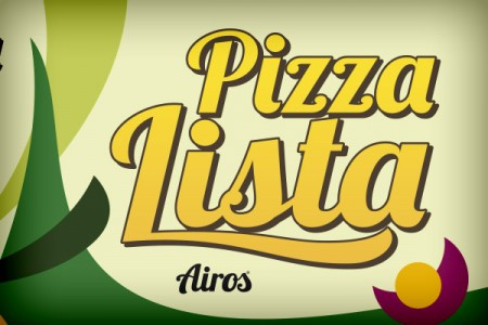 Pizza Lista • Diseño de Packaging