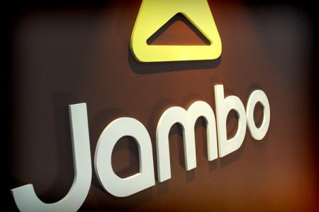 Primer spot audiovisual para Jambo en Fesertec 2012