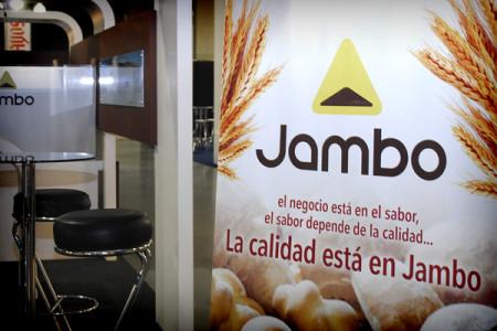 Tercer spot audiovisual para Jambo en Fesertec 2012