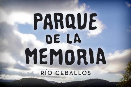 Identidad del Parque de la Memoria Río Ceballos