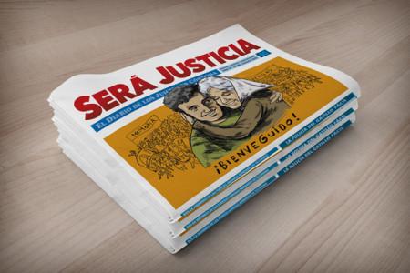 Producción editorial Periódico Será Justicia