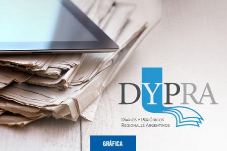 Carpeta y papelería institucional para Dypra
